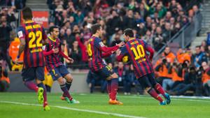 Almería pierwszym rywalem Barçy w marcu