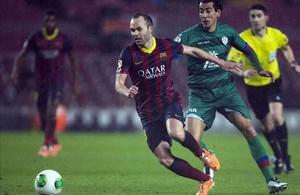 Barça musi utrzymać swoją formę w ataku