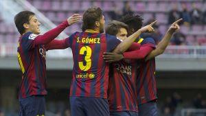 Barça B pokonuje Tenerife (2:0)