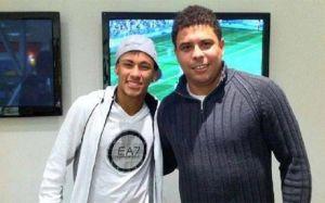 Ronaldo: W Barcelonie to Neymar jest pomocnikiem Messiego