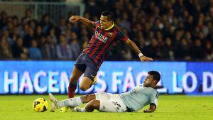 Rafinha najlepszym piłkarzem lutego w La Liga