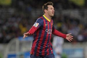 Leo Messi: Cały czas gramy tak samo