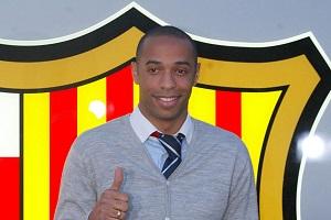 Henry: Będę kibicować Barcelonie, jak zagorzały fan