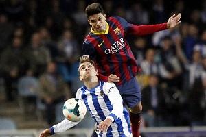 Barça pokazuje swoją słabość w najmniej odpowiednim momencie