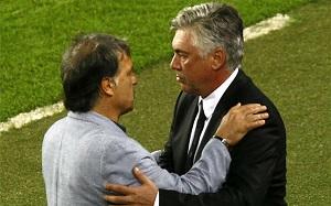 Ancelotti: Martino robi dobrą robotę w Barcelonie