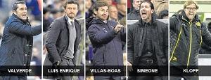 Barça szuka trenera
