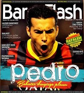 Styczniowe wydanie Barça Flash