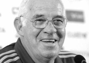 Zmarł Luis Aragonés