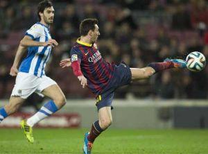 Messi: Jestem pełen energii i głodny gry