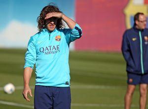 Puyol nie zagra z Sevillą