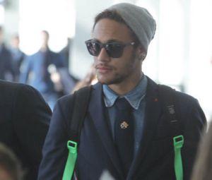 Neymar zobaczy mecz z trybun Anoeta