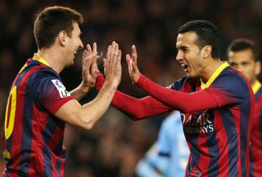 Festiwal bramek: FC Barcelona – Rayo Vallecano (6:0)