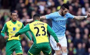 Manchester City pokonuje Chelsea