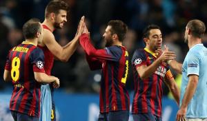 Katalońska prasa po zwycięstwie nad Manchesterem