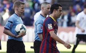 Xavi: Boisko nie pozwoliło nam grać swojej piłki
