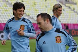 Silva marzy, by grać jak Iniesta