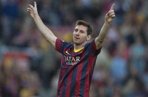 Messi: Moim celem jest zakończenie kariery w Barcelonie