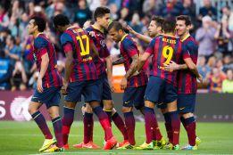 Bartra: Messi sprawia, że brak nam słów