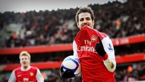 Cesc w najlepszej jedenastce Arsenalu Wengera