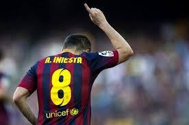 Iniesta ósmym zawodnikiem składu, który strzelił na Bernabéu