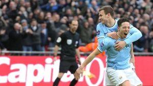 Manchester City z Pucharem Ligi