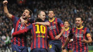 FC Barcelona – Manchester City; Składy