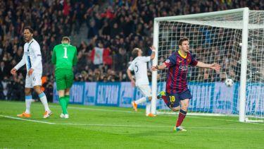 Powrót na właściwy tor!: FC Barcelona – Manchester City 2:1