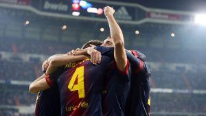 Dziesięć wizyt na Bernabéu i tylko 2 porażki