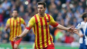 Statystyki z meczu RCD Espanyol – FC Barcelona