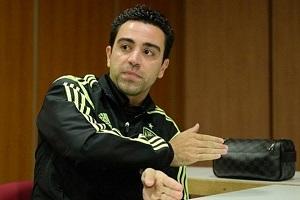 Xavi: Chciałbym kiedyś trenować Barçę