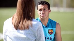 Pedro: W niedzielę zobaczymy najlepszą wersję Barçy