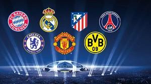 Śmietanka europejska w ćwierćfinale Ligi Mistrzów
