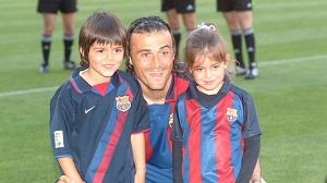 Luis Enrique wraca na Camp Nou po 10 latach