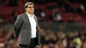 Martino: Kontuzja Valdésa jest ciosem, ale musimy iść dalej