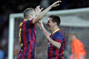 Klucze do zwycięstwa Barçy