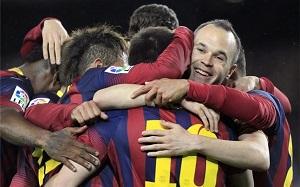 Iniesta: Kontuzja Valdésa jest fatalną wiadomością