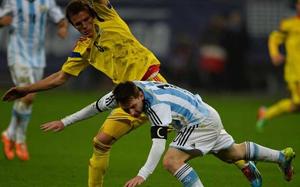Messi: Wymiotowanie to coś, co zawsze mi się dzieje
