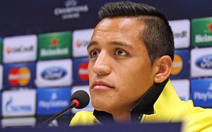 Alexis: Przegraliśmy mecz, a wydaje się, że ktoś umarł
