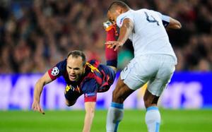 Kompany mógł grać w Barcelonie
