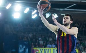 Wielkie zwycięstwo, rekord Navarro: FC Barcelona – Olympiakos 70-58