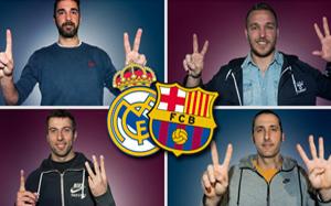 Czterech kapitanów Barcelony obstawiło wynik El Clásico