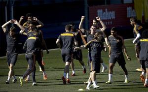 Benzema gotowy na El Clásico