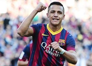 Alexis: Na Bernabéu jedziemy po zwycięstwo