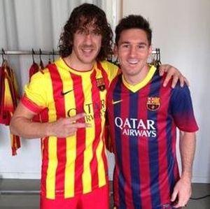 Messi o Puyolu: Będziemy za nim tęsknić