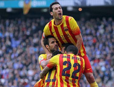 Zwycięskie derby: RCD Espanyol – FC Barcelona (0:1)