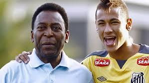 Pelé: Neymar tworzy faule, które nie istnieją
