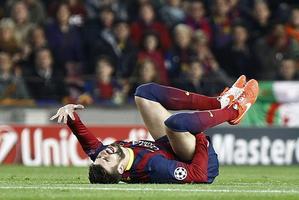 Piqué: Intensywnie pracuję, by zagrać wcześniej niż za miesiąc
