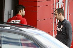 Diego Costa trenuje, by wystąpić w meczu z Barçą