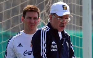 Sabella: Messi jest niezastąpiony