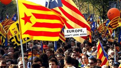 Guardiola: Katalonia nie jest Hiszpanią